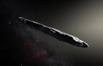 Asteroid Seukuran Gedung Pencakar Langit Menuju Bumi