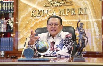 Ketua MPR: Negara tidak Boleh Kalah oleh Teroris