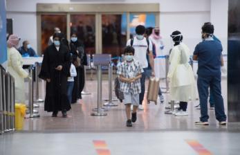 Saudi Terima Warga Asing, Semua yang Masuk Dikarantina