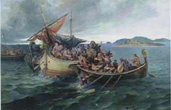 Tes DNA Ungkap Hubungan Keluarga Dua Kerangka Viking