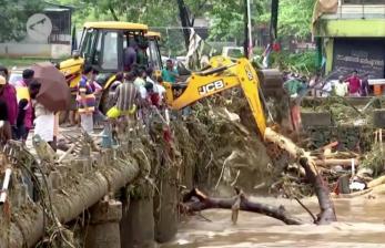 Banjir dan Tanah Longsor di India Selatan Tewaskan 21 Orang