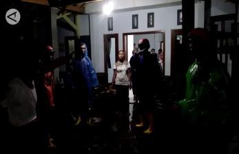 Ratusan Rumah di Jember Diterjang Banjir