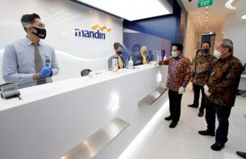 Bank Mandiri: Debitur tak Bisa Bangkit Usaha 11 Persen