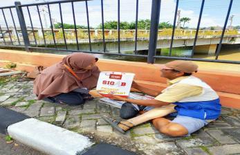 Perjuangan Karsidi Mencari Sesuap Nasi
