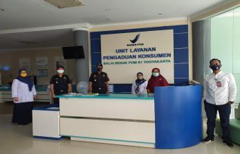 Bea Cukai Yogyakarta Jalin Kerja Sama dengan BPOM