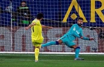 Usai Menang, Pique Bertekad Bawa Barcelona ke Puncak