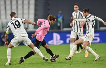 Leonardo Bonucci Akui Juventus Main di Bawah Standar