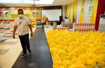 Partai Golkar Targetkan Menangi 60 Persen Pilkada di Jateng