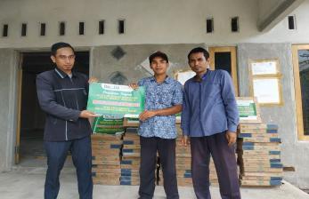 BMH-Pos Dai NTB Salurkan Bantuan untuk Mushala