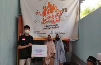 BMH Berikan Bantuan Operasional Rumah Quran di Kendal