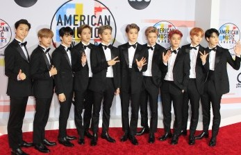 NCT 127 Debut di British Official Albums Chart