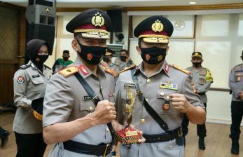 Brigjen Pol Dr Ahmad Wiyagus Promosi Bintang Dua