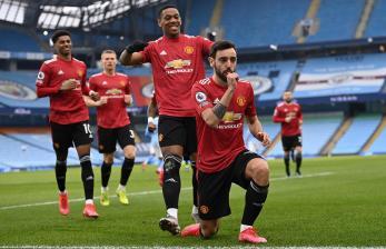 Menang 2-0, MU Patahkan Rekor Manchester City