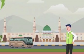 Video Tutorial Layanan Bus Antarkota Jamaah Haji Indonesia