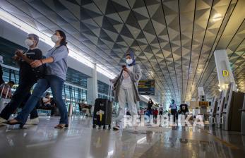 AP II Optimistis Sektor Penerbangan Lebih Baik 2021