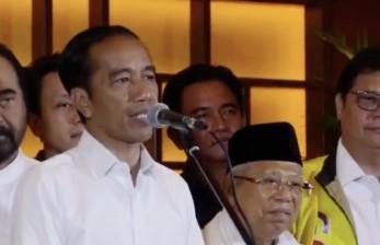 Jokowi Minta Masyarakat Kembali Bersatu