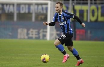 Lawan Napoli, Inter Siapkan Tempat Utama buat Eriksen