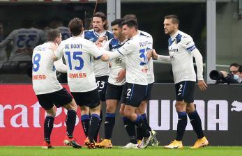 Babak Pertama, AC Milan Tertinggal 0-1 dari Atalanta
