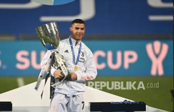 Cristiano Ronaldo Dikabarkan Tolak Tawaran Senilai Rp 102 M