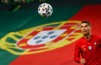 Jumpa Media, Ronaldo Singkirkan Minuman Sponsor Euro 2020