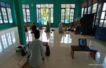 Dai BAZNAS Jawab Problematika Akidah Mualaf di Mentawai