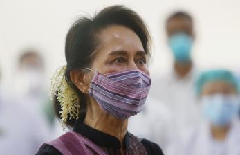 Aung San Suu Kyi akan Hadapi Persidangan 4 Tuduhan Korupsi