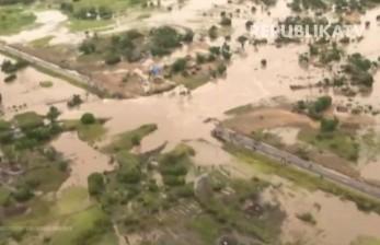 200 Orang Tewas Akibat Topan Idai di Afrika