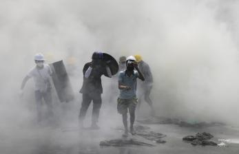 Indonesia Desak Militer Myanmar Hentikan Tindakan Kekerasan