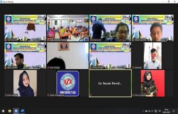 Dosen BSI Sukabumi Gelar Pelatihan Pembelajaran <em>Online</em>
