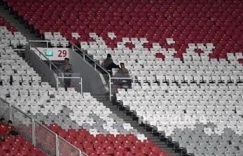 Lapangan Sepakbola di DKI dan Jabar Layak untuk Olimpiade