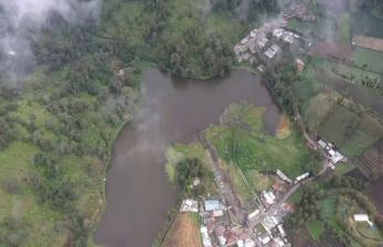 Sandiaga Uno Terpukau Keindahan Desa Wisata Ranu Pani