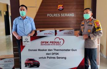 DFSK Donasi 100 Thermogun
