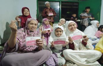 PYI Salurkan Makanan Berbuka Puasa Ramadhan 1442 Hijriah