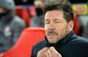 Simeone Dapat 2 Pukulan, Kematian Maradona dan Hasil Atleti