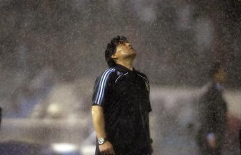 Adios Diego, Ini Cuplikan Aksi Maradona di Lapangan Hijau