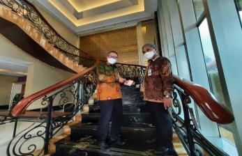 Komitmen Bank Riau Kepri Kembangkan Wakaf Uang