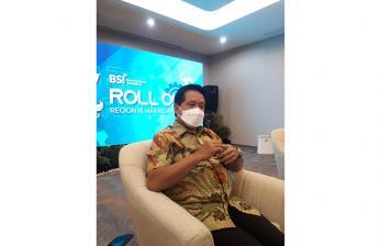 Kuartal I, Laba Bersih Bank BSI Tumbuh 12,85 Persen