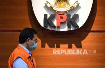 In Picture: KPK Tahan Dirut PT PAL Indonesia
