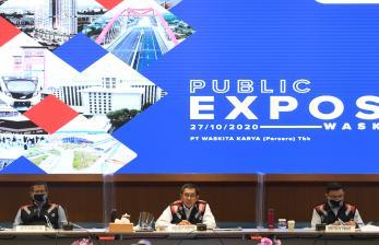 Waskita Kantongi Jaminan Pemerintah Peroleh Pendanaan Proyek