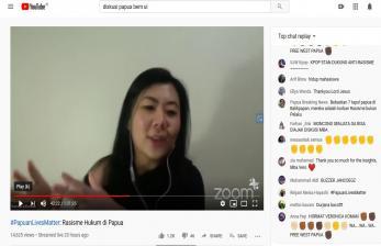 UI Sebut Diskusi BEM Hadirkan Veronica Koman tidak Layak