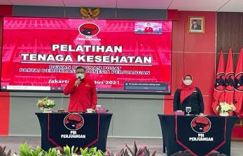 PDIP Mulai Gelombang Pertama Pelatihan Asisten Nakes