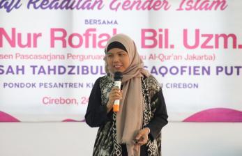 Nur Rofiah: Bangun Kesadaran Keadilan Gender Islam