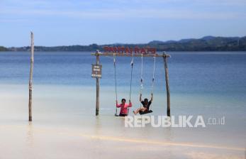 Pendapatan di Pantai Gorontalo Dinilai Luar Biasa
