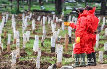 Warga Wafat Akibat Covid-19 di Sukabumi Tembus 101 Orang