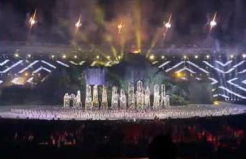 Kemegahan Pembukaan Asian Games 2018