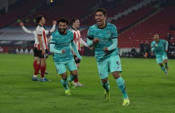 Liverpool Raih Tiga Poin di Markas Sheffield United