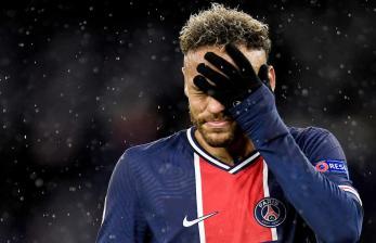Neymar Dilarang Main di Final Piala Prancis