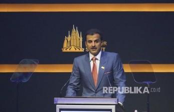 Emir Qatar Kritik Israel di Sidang Majelis Umum PBB