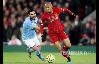 Gundogan: Liverpool Pantas Jadi Juara Liga Inggris