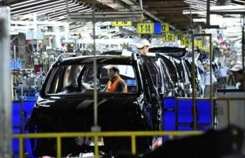 Terdampak Pandemi, Kapasitas Produksi Daihatsu Menurun
